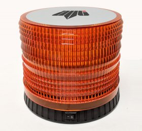 AVT BIG 96 LED Battery Powered LED Beacon - Magnetic Mount