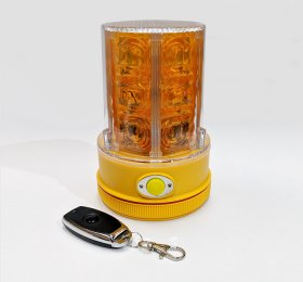 AVT Remote Controlled Battery Powered LED Magnetic Beacon