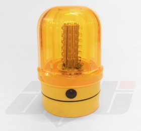 AVT Battery Powered LED Beacon - Magnetic Mount