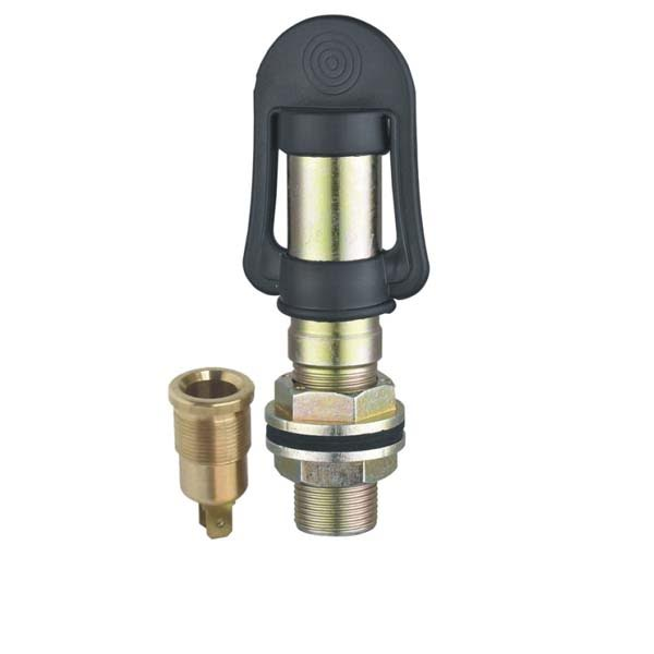 DIN Adaptor Socket / Pole Mount AVT-BYG2