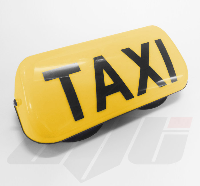 Taxi Cab Roof Light – Roof